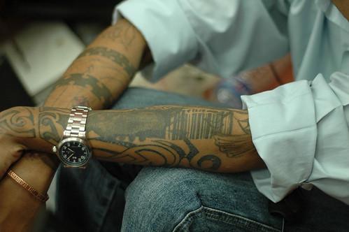 initials tattoo tattoo gos. Black Bedroom Furniture Sets. Home Design Ideas