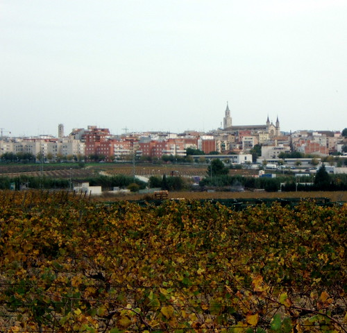 Hiking Outside Town, Vilafranca