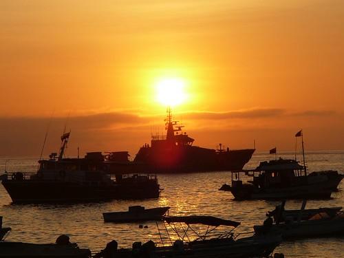 Puerto Morena Sunset