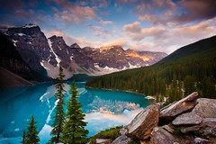 """Moraine Lake"" Photography ~ Private Photo Workshop ~ Landscape ~ Canada photo by Dan Ballard Photography"