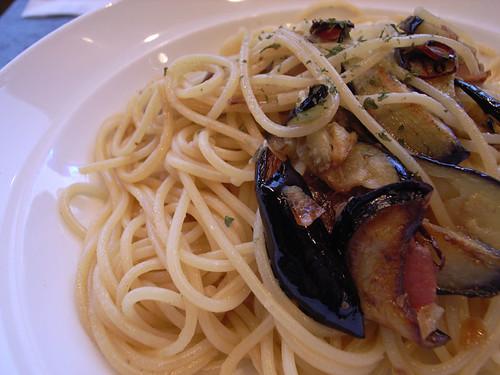 ペペロンチーニ(aglio e olio pepperoncino)
