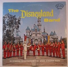 The Disneyland Band record