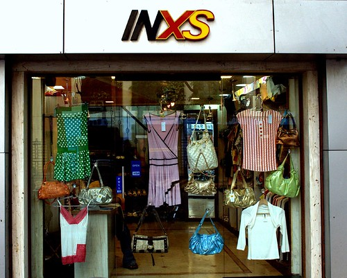 No Excess for INXS