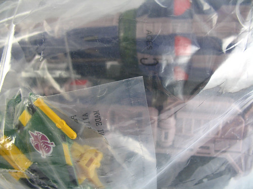 Botcon 2006 Exclusive Megatron and Waspinator