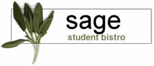 Sage Student Bistro Logo