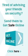 Tell 'em to Get Safe Online