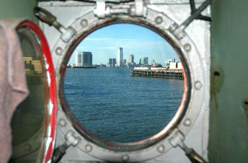 Mary Whalen Porthole