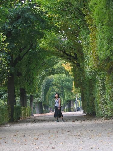 Schloss Schonbrunn in Vienna