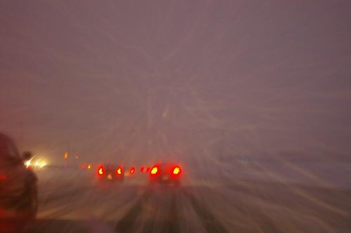 October blizzard in Buffalo