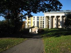 Charles P. Stevenson Jr. Library
