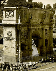 Arch Of Constantine Decoration | RM.