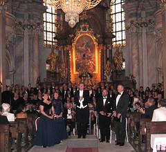 Santa Clara Chorale in Prague
