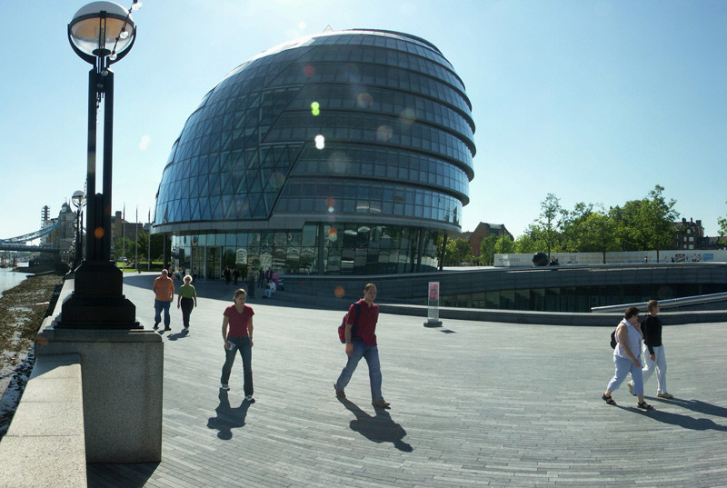 City Hall GLA Headquaters
