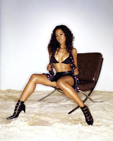 Amerie Sexy Pic