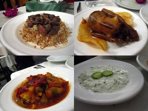 Alfi Bey Food