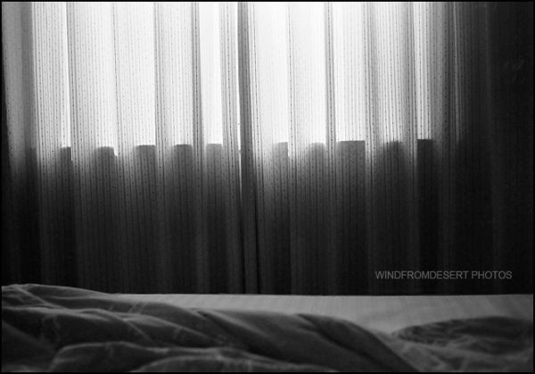 窗帘 - 沙风 - 沙风的博客
