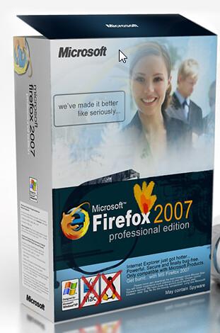 MS Firefox 2007