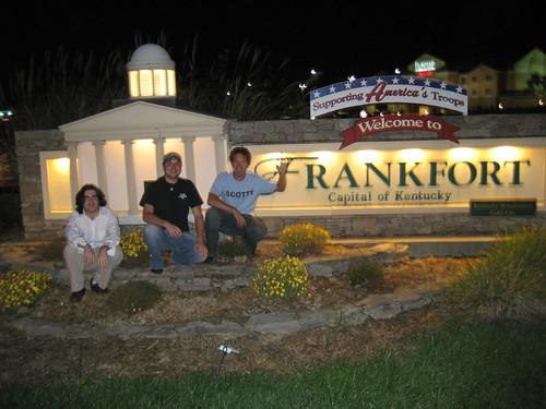 Franfort Sign 2