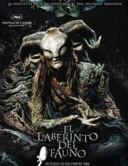 Colección de pósters de 'El Laberinto del Fauno'