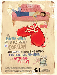 Publicidad de la Fundación Cardioinfantil (Colombia)