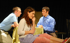 David and Lisa - PRHS fall production 11/3/06