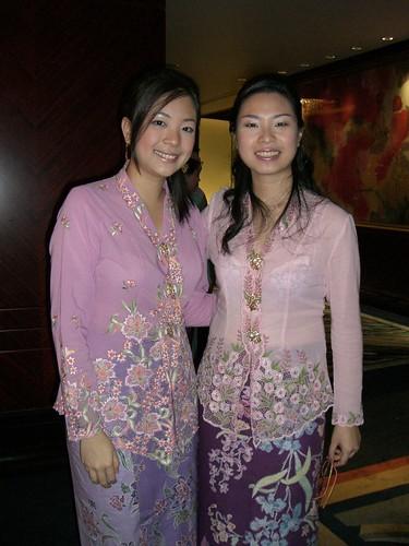 Sheryl and me