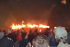 Brockham Bonfire 2006 #5