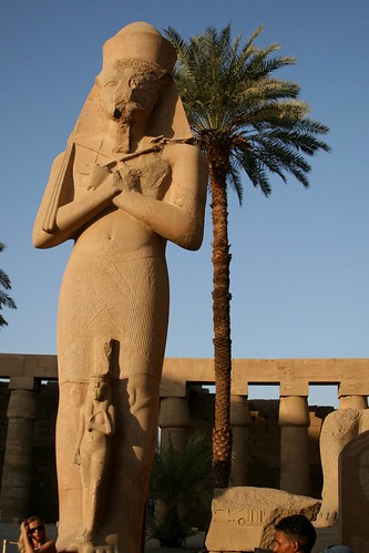 A Rammesid at Karnak