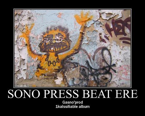 sOnO Press beaT Ere