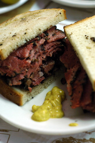The Great Pastrami Heist