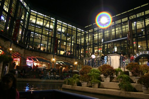 San Antonio - River Center Mall