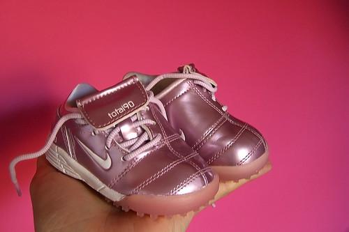 Anna's Nikes