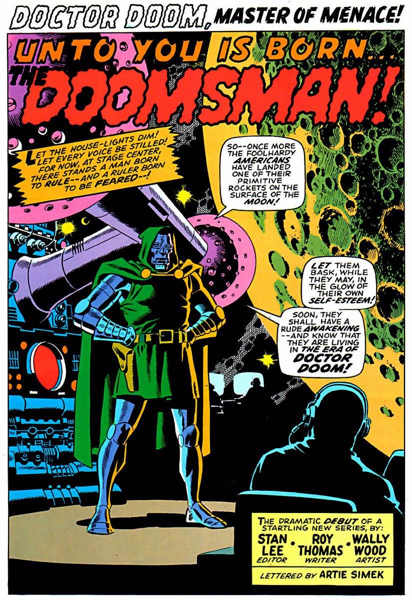 Doomsman!