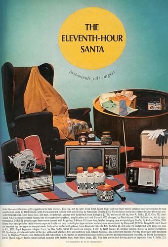 11th hour santa 1968
