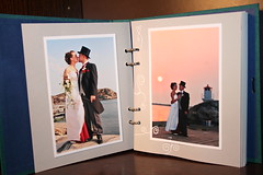 my sister's wedding album # 4