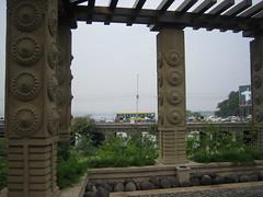 View from Hyderabad Marriott