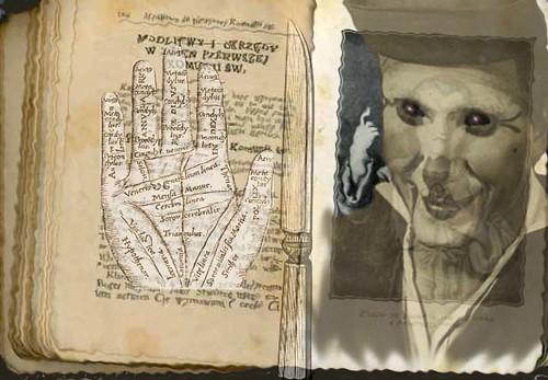 Cursed Diary