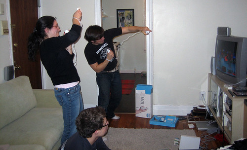 WiiNintendo's first playing of the Wii