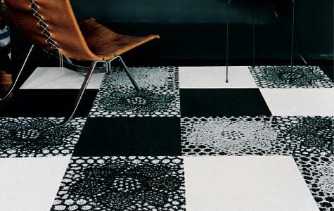 Fabulously Green: FLOR Carpet Tiles