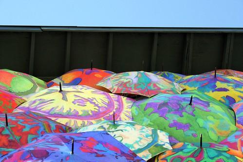Umbrella House #1