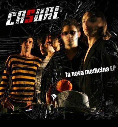 CASUAL: La Nova Medicina EP (Flor y Nata Records 2006)
