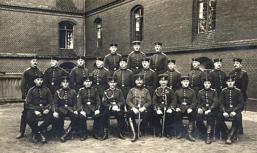 1. u. 2. Kompanie des 1. Bat. des Füsilier-Regiment Kaiser Wilhelm Nr.90