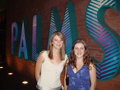 Pubcon Jolina and Karen at Yahoo Party
