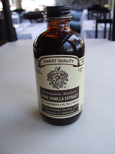 Μικρογραφία εικόνας για το σκούρο καφέ χαρές της εκχύλισμα βανίλιας