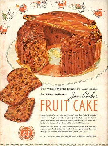 Fruit Cake 1939