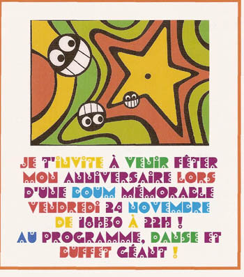 invitations de clément