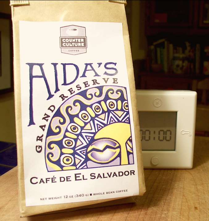 Aida's Grand Reserve Peaberry