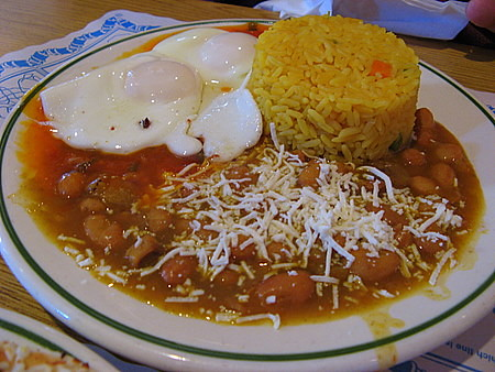 Colombian-style Beans And Rice Recipe — Dishmaps