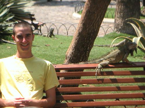 Me And My Ecuadorian Friend