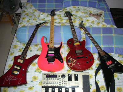 Guitar Toneologist Wannabe: November 2006